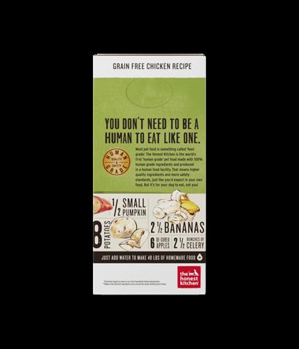 The Honest Kitchen Grain Free Chicken Dog Food Pet Supplies Plus