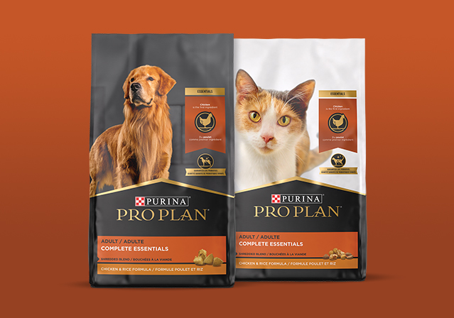 Purina Pro Plan Complete Essentials
