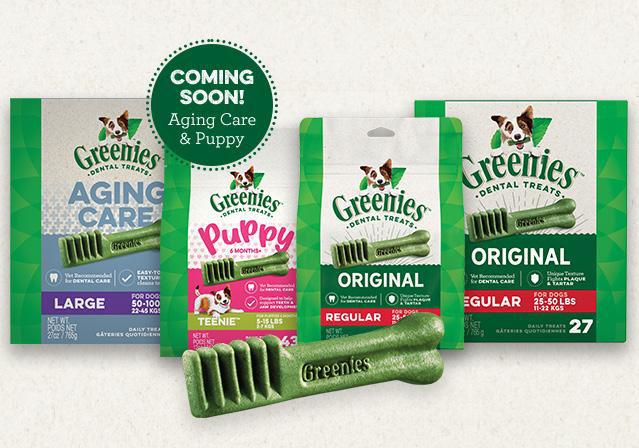 Greenies Canine Dental Treats