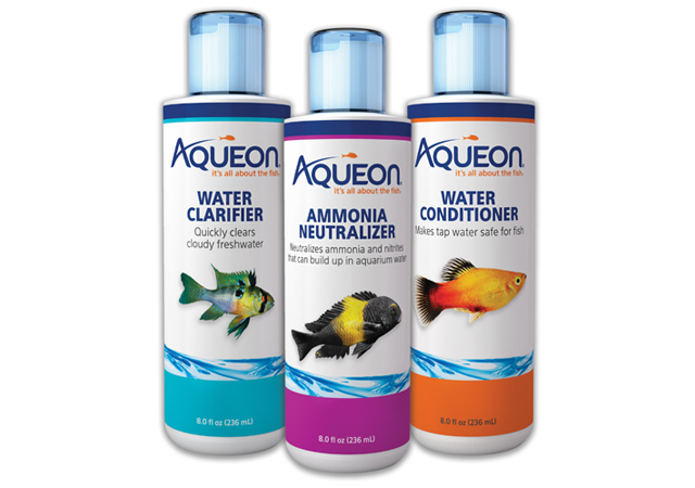 Aqueon Watercare Products